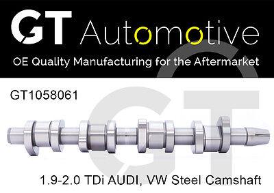 CAMSHAFT FOR AUDI A4 VW PASSAT 1.9 2.0 TDi BKE BPW BRB BHW BPZ 038109101AF 2