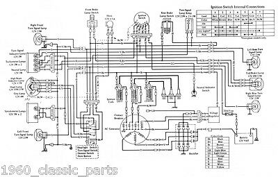 Kawasaki H1d Wiring Diagram - Wiring Diagrams on