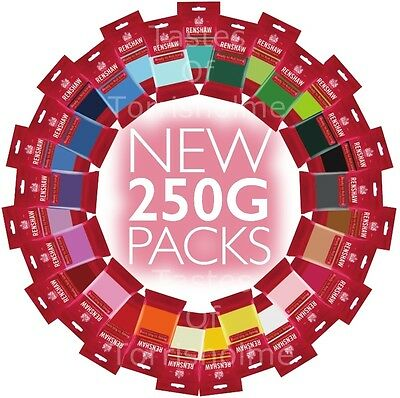 Renshaws Regalice Fondant Icing Ready To Roll 250g Colour Decorating Sugarpaste 3