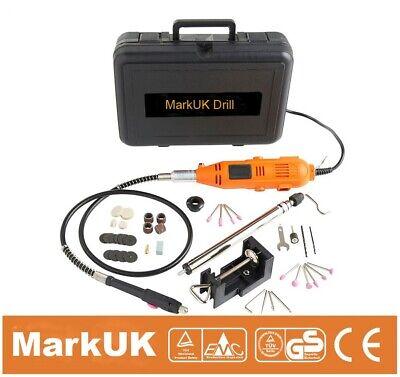 40pcs Drill Hobby Craft Mini Drill Grinder Multi tool Rotary Tool Set 135W HD06 2
