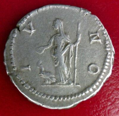Mint Roman Denier Rome 209 - Julia Domna Wife of Seventh Severe 2