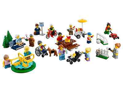 LEGO 60134 City Stadtbewohner Fun in the park People Pack La parc loisirs N16/07 2
