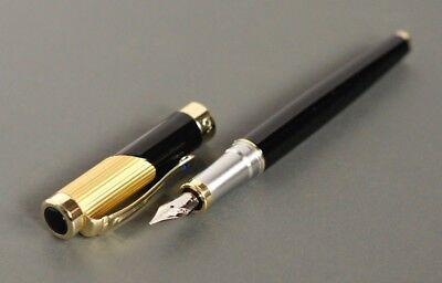 Edler Füller Füllhalter Füllfederhalter Jinhao 9009 mit Iridiumspitze 5