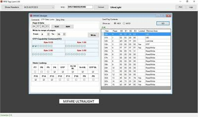 RFID and NFC Made Easy Software 2