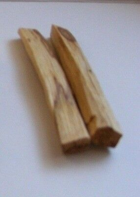 2 x GENUINE PALO SANTO🌕 Holy Wood ORGANIC Sacred Incense Smudge Sticks🌕 3