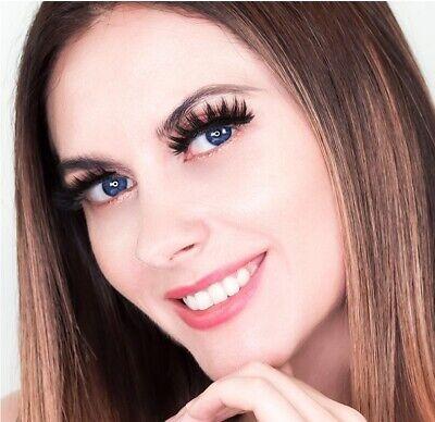 Magnetic liquid Eyeliner magnets False Eyelashes Tweezer Easy Wear Lashes Set 3