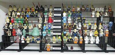 LEGO Star Wars Figuren Sammlung über 900 verschiedene Figuren zum Auswählen  NEU 2