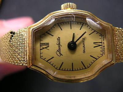 5x old antiques wrist watches GUB Glashutte 4