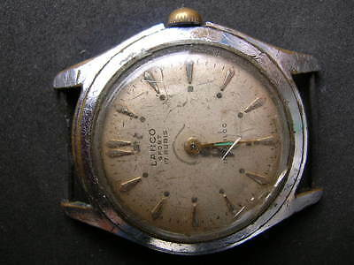 6x old swiss wrist watches CORNAVIN GENEVEZ EDEN CORTEBERT LANCO GISA 10