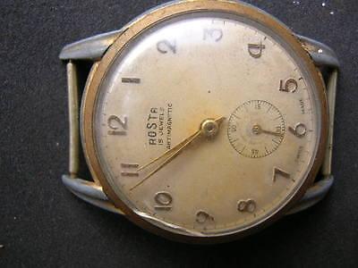 6x old wrist watches NIVADA SWISS PRIM ROSTA JUNGHANS FERO FELDMANN etc. 5