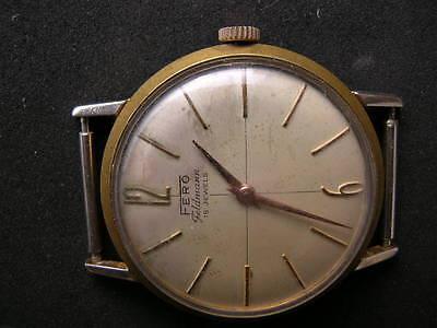 6x old wrist watches NIVADA SWISS PRIM ROSTA JUNGHANS FERO FELDMANN etc. 11