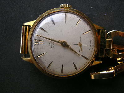 6x old wrist watches NIVADA SWISS PRIM ROSTA JUNGHANS FERO FELDMANN etc. 3