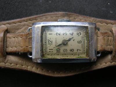 6x old wrist watches NIVADA SWISS PRIM ROSTA JUNGHANS FERO FELDMANN etc. 2