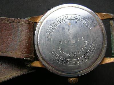 5x old antiques wrist watches GUB Glashutte 3