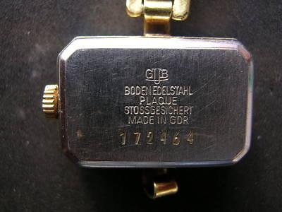 5x old antiques wrist watches GUB Glashutte 11