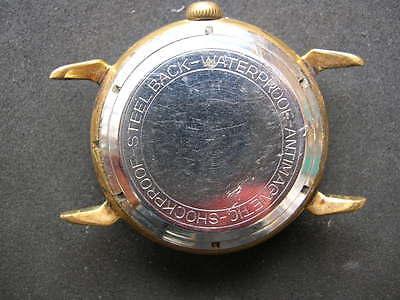 6x old wrist watches NIVADA SWISS PRIM ROSTA JUNGHANS FERO FELDMANN etc. 8