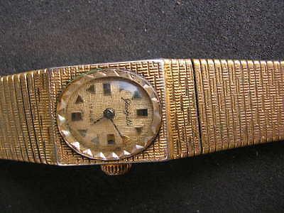 5x old antiques wrist watches GUB Glashutte 6