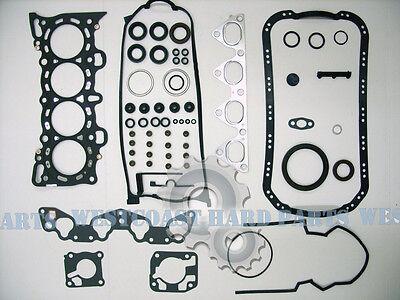 92-95 Honda Civic EX//Si Del Sol Si 1.6L VTEC D16Z6 Engine Rebuild Kit HEKD16ZS