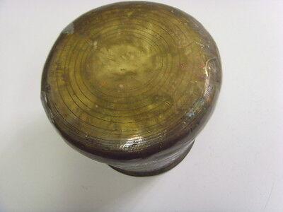 Antique Islamic inscription holy water healer engraved cup tankard mug 48900 5
