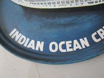 Vintage MS OCEAN ODYSSEY Plate / Plaque - 100% ORIGINAL - Made in USA (2188) 7