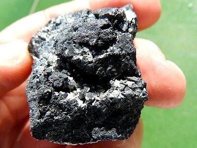 """Minerales """" Excepcional Mineral De Magnetita De Sierra Bermeja  -  3B16 """" 2"""
