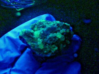 """Minerales """" Bonitos Cristales De Cerusita+Galena+Barita De Marruecos  -  1B19 """" 9"""