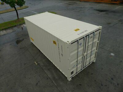 Double Door(DD) - 20' High Cube - One Trip Shipping Container in Kansas City, KS 4