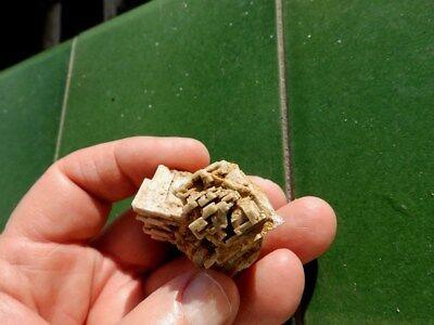 """Minerales """" Excelentes Y Perfectos Cristales De Albita De Marruecos  -  12B18 """" 5"""