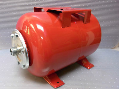 Membran Druckkessel Für Hauswasserwerk HWW 24L Druckbehälter 6 bar Druckspeicher