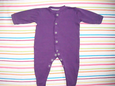 FUNKY COLOURED BABYGROW PLAYSUIT SLEEPSUIT  fancy dress/Baby showers all-in-one 6
