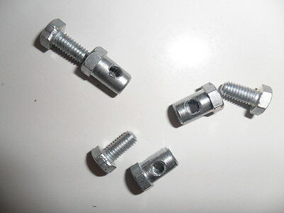 VESPA PK 50 XL Clutch /& Gear Cable Trunnion Nipple Ferrule SET OF 3 VE17019