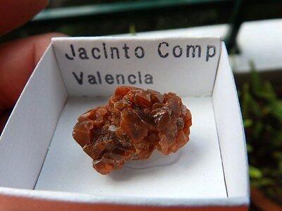 """Minerales """" Fabulosos Cristales De Quarzo Jacintos De Compostela -  7A16 """" 2"""