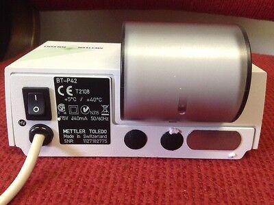 Mettler Toledo - Model #BT-P42 - Bluetooth Wireless Printer - NEW