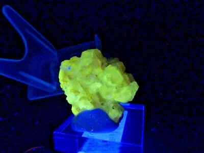 """Minerales """" Extraordinario Cristal De Cerusita De Touissit(Marruecos) - 10A12 """" 6"""