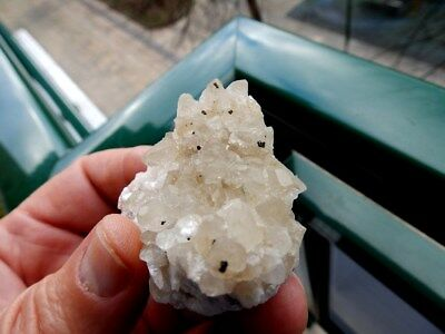 """Minerales """" Bonitos Cristales De Calcita Dte. Perro Mina Moscona  -  1C18 """" 8"""