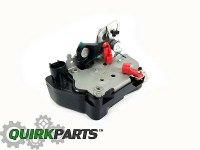 14-18 RAM PROMASTER REAR RIGHT CARGO DOOR LOCK ACTUATOR LATCH RELEASE NEW MOPAR