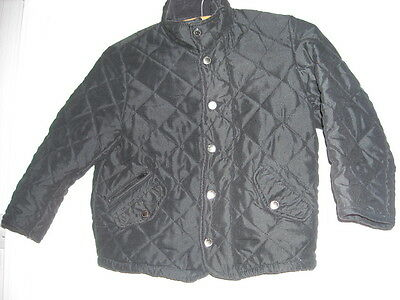 Feraud Girls' Black Quilted Jacket (Age 6) 3
