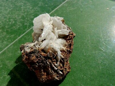 """Minerales """" Excelentes Cristales De Barita De La (Murcia)  -  3A19 """" 2"""