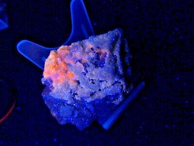 "Minerales "" Fantasticos Cristales Fluorescentes De Fluorita(Asturias) - 10E17 "" 2"