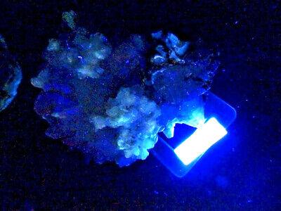 "Minerales "" Extraordinaria Calcita+Barita De Mina Moscona (Asturias) -  6A13"" 9"