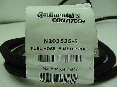 New 3 Feet of 3.5mm Diesel Injector Return Hose VW 3.5 mm ID Line Braided