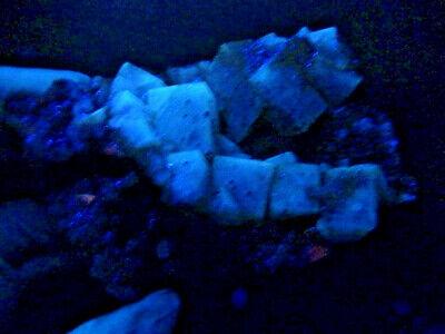 """Minerales """" Extraordinarios Cristales Cubicos De Fluorita Marruecos  -  2A18 """". 2"""
