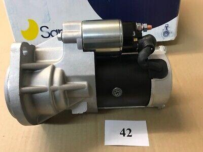 Anlasser 12V 3 KW YANMAR MARINE von SANDO 2