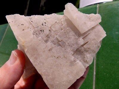 """Minerales"""" Extraordinarios Cristales Cubicos De Fluorita (Marruecos)  -  2D18 """" 5"""