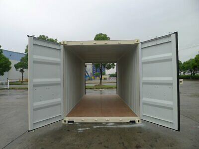 Double Door(DD) - 20' High Cube - One Trip Shipping Container in Kansas City, KS 7