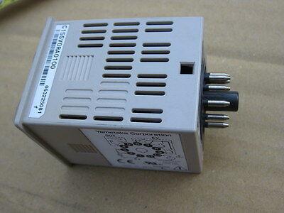 Lot of 5 Yamatake Azbil SDC15 C15SV0RA0100 Temperature Controller /& Base Used E6