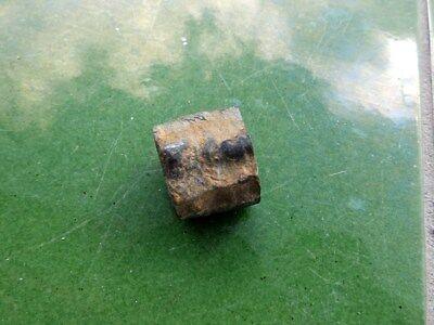 """Minerales """" Fabuloso Mineral Quiastolita (Andalucita) De Boal Asturias - 2C18 """" 2"""