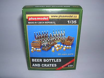MiniArt Champagne /& Cognac Bottles w//Crates in 1:35  6465575 Mini Art 35575  X