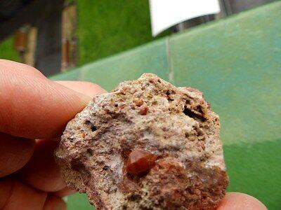 """Minerales """" Fabulosos Cristales De Qzo. Jacintos De Compostela -  12A16  """" 4"""