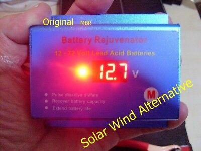 Rigeneratore batterie al piombo per auto ,12V 24V 36V 48V 60V 72V/ 600HA 4